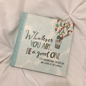 Accents - Illustrated Quote Book
